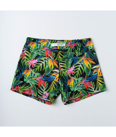 Tropical Flowers - Short