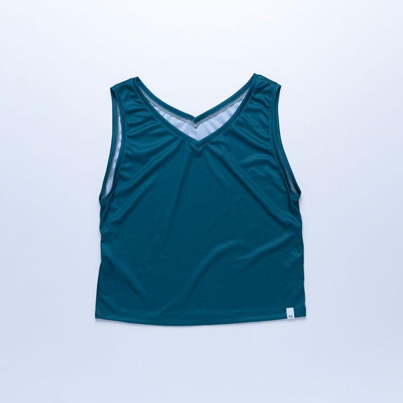 Camiseta Sira tejido transpirable Fresh ESMERALDA