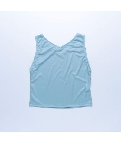 Camiseta Sira tejido transpirable Fresh AQUA - atras
