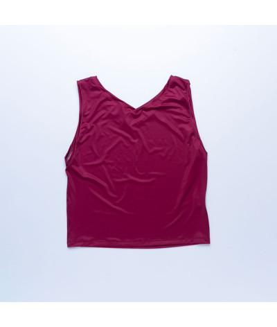 Camiseta Sira tejido reciclado Fresón atras