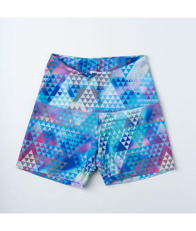 Aqua Triangle - Short