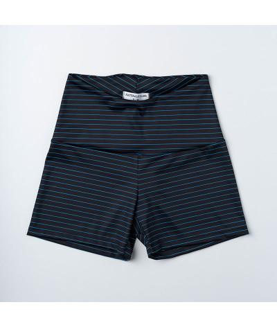 Cobalt Stripes - Short