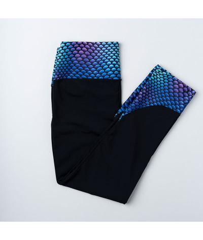 Mimosa Black & Viper - Legging